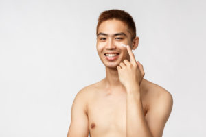 Korean skincare for men